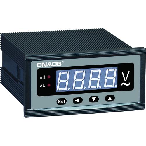 单相智能交流电压表